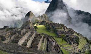 1 Fog clouds rise over the Lost city of Machu Picchu. Photo by Peru Tourism1