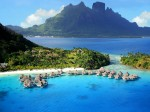 Bora Bora: One of the best honeymoon destinations