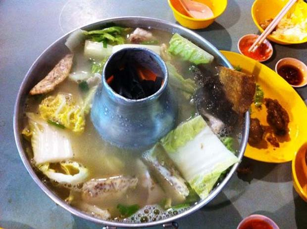 Fish head steamboat. Photo by C Sea Suc B