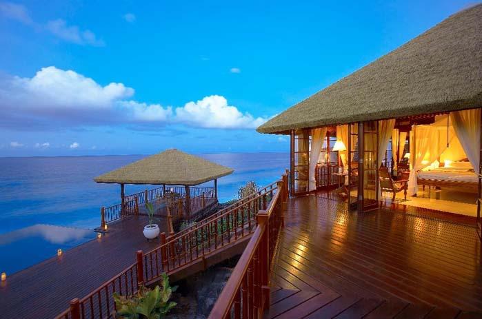 Fregate Island in Seychelles. Photo by Idee Per Viaggiare