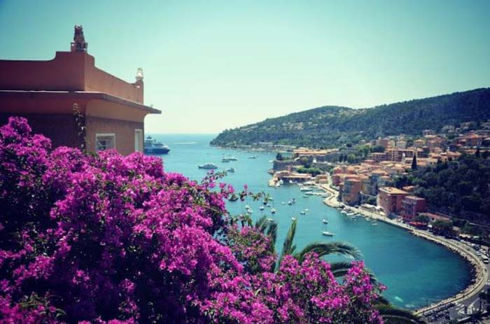 The French Riviera. Photo by Kaun is Pieni e Lama