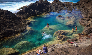 1 - Mermaid Pools, New Zealand, Photo by Chris Gin, Flickr