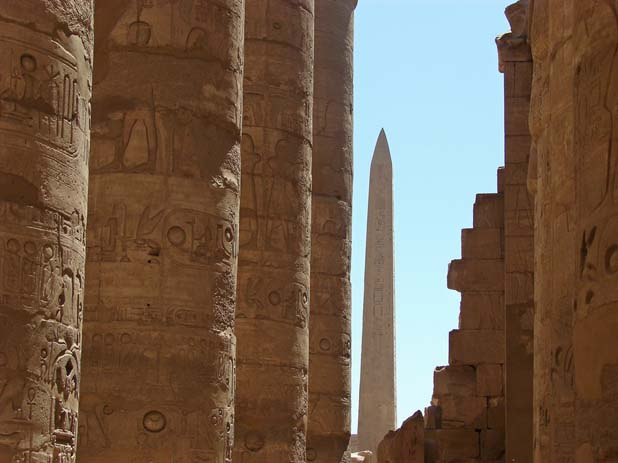 A true Egyptian Obelisk. Photo by Marco Di Fabio, flickr