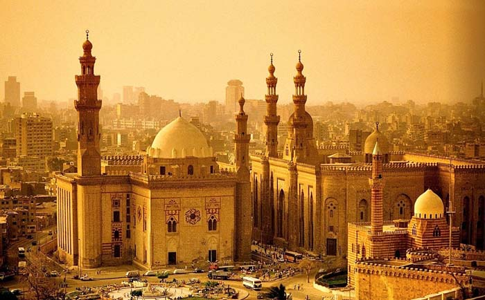Cairo, Egypt. Photo from wallpagez