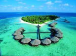 Paradise in the Maldives, Baros Resort