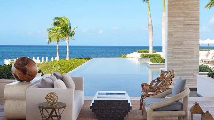 Infiinity pool at resort in Anguilla, Photo by Shedexpedtition.com, Google images