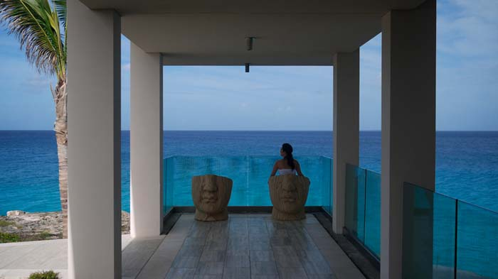 Ocean views of Anguilla. Photo by Joe Minami, Flickr