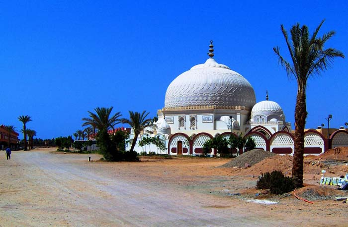 Places of worship in Sharm El Sheikh. Photo by _flucio6, flickr