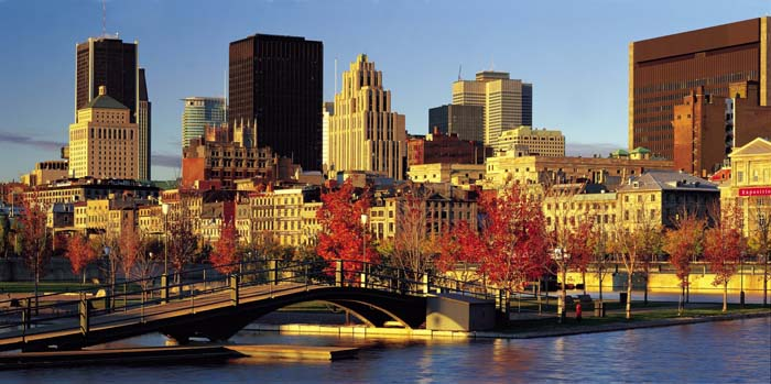 Montreal, Quebec. Photo from berrisuites.ca