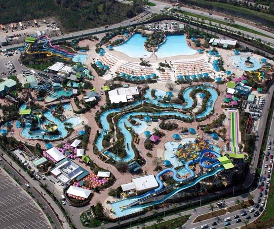 Aquatica waterpark, Seaworld. Photo by biscayneaqua