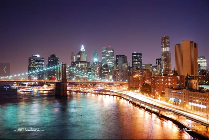 New York skyline. Photo by Songquan Deng, flickr