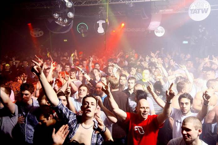 Ministry of Sound nightclub in London. Photo by Anjuna Gallery, flickr