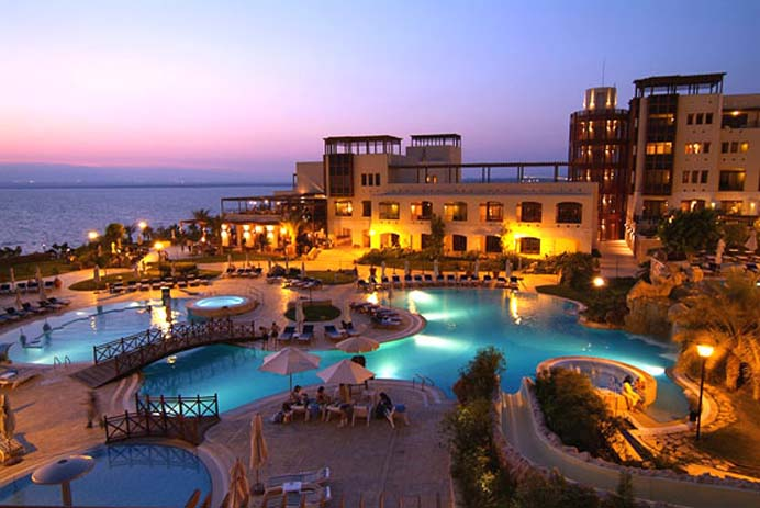 Movenpick Resort Petra, Jordan. Photo by Jordan Tourism Board