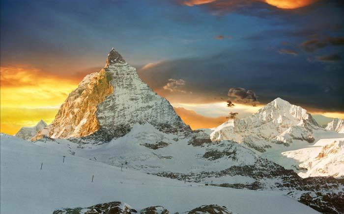 Matterhorn, Zermatt, Pennine Alps. Photo by Katarina Stefanović, flickr