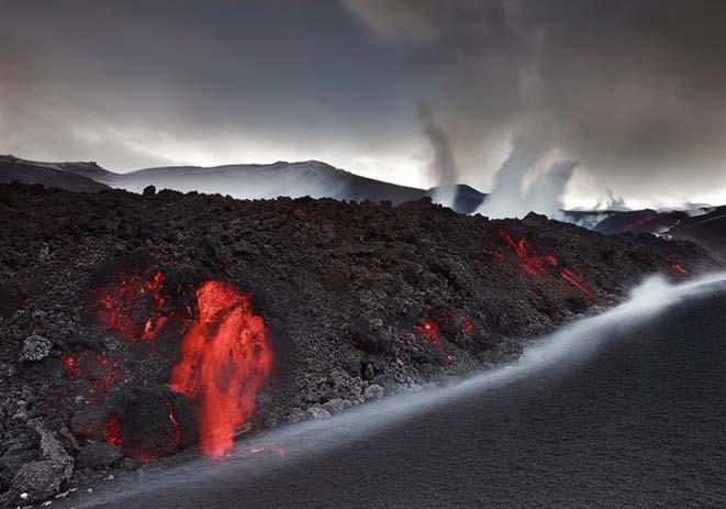 Eyjafjallajökull volcano. Photo by Orvar Atli Porgirsson, flickr
