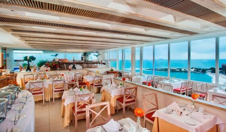 Skylab Copacabana Photo by othon.com