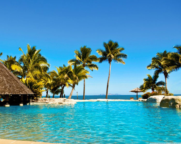 Everyone needs to experience a Fiji getaway. Photo by wallpaperswide.com