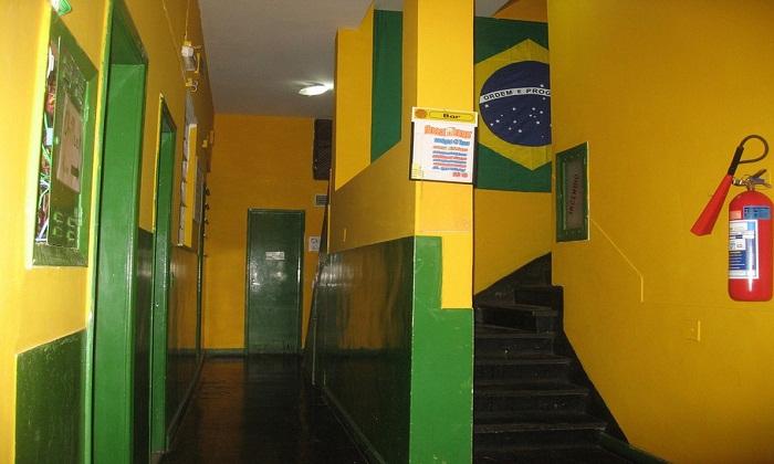 Mellow yellow hostel Rio De Jeniro Photo by James flickr