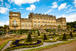 Exploring castles and stunning estates around England