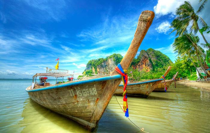 Krabi, Thailand. Photo by Mike Behnken, flickr