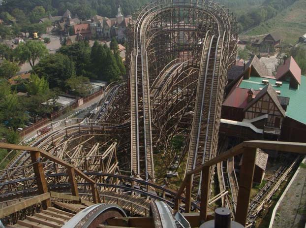 T Express, Everland, Korea. Photo by themeparkreview.com