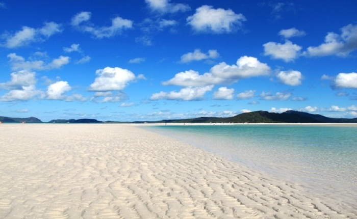 Whitehaven Beach The Whitsundays Queensland. Photo by stylingyou.com.au