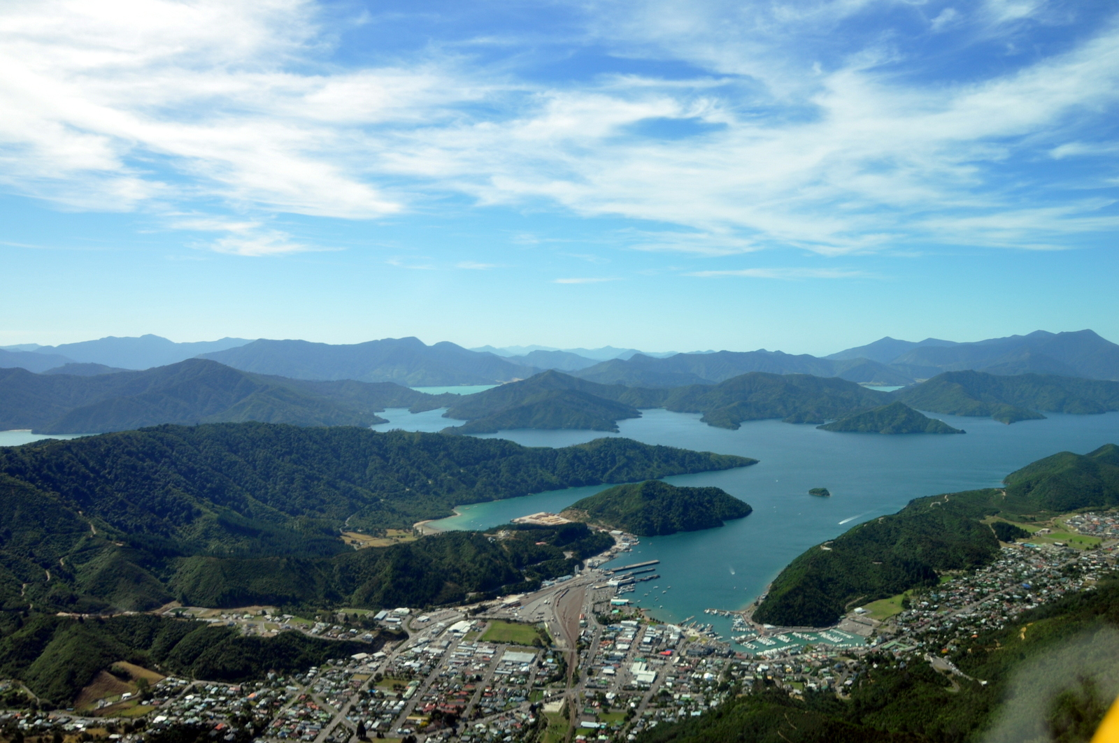 Marlborough Sounds New Zealand  city photos : New Zealand Marlborough Sounds Marlborough Sounds 4 Jpg Pictures to ...