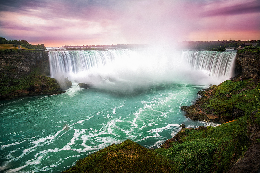20 Of The Best Waterfalls From Around The World