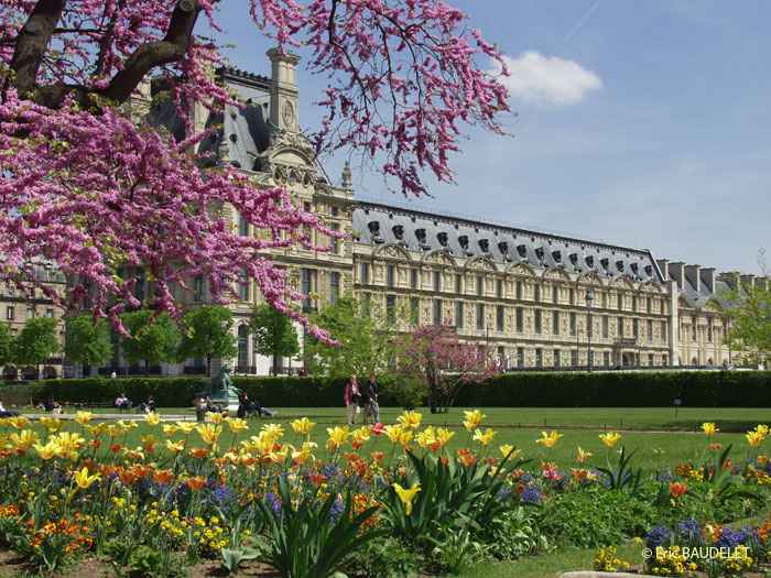 10 free things to do in Paris: Jardins des Tuileries, Paris. Photo by worldnewsmania.com