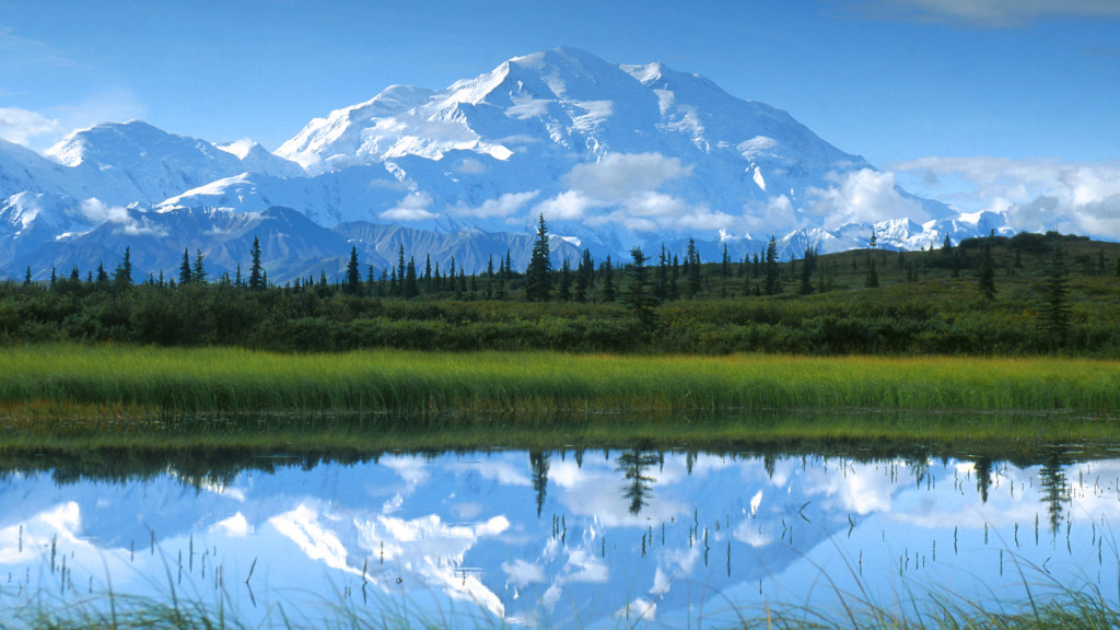 Mount McKinley, Denali National Park, Alaska. Photo by svetulcho.orgjpg