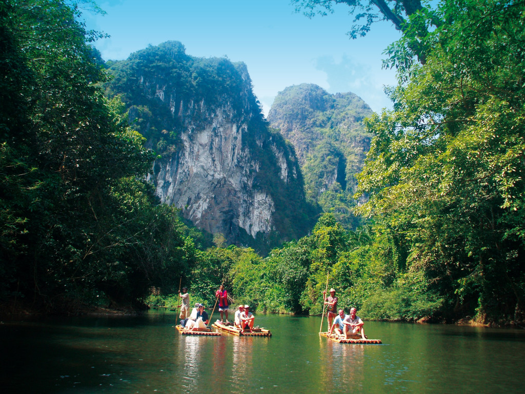 Khao Sok National Park: Take a jungle safari through Khao Sok National Park, Thailand. Photo by awesomevillas.com
