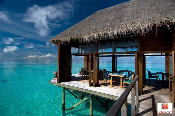 Conrad Maldives Rangali Island. Photo by Hotels.com