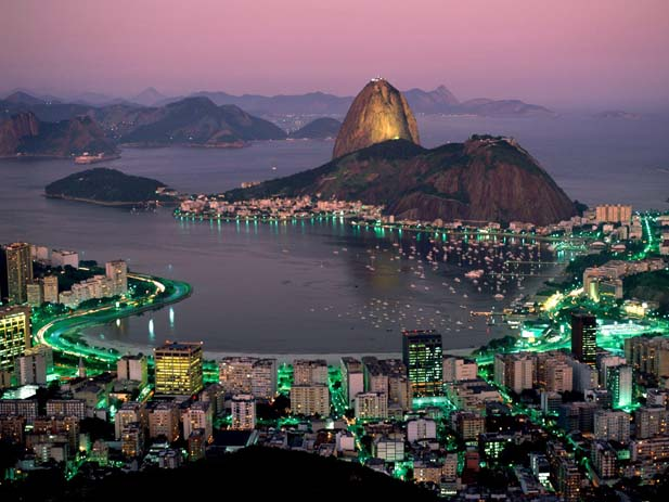 Rio is a city bursting with nightlife. Photo by guesttoguest.com