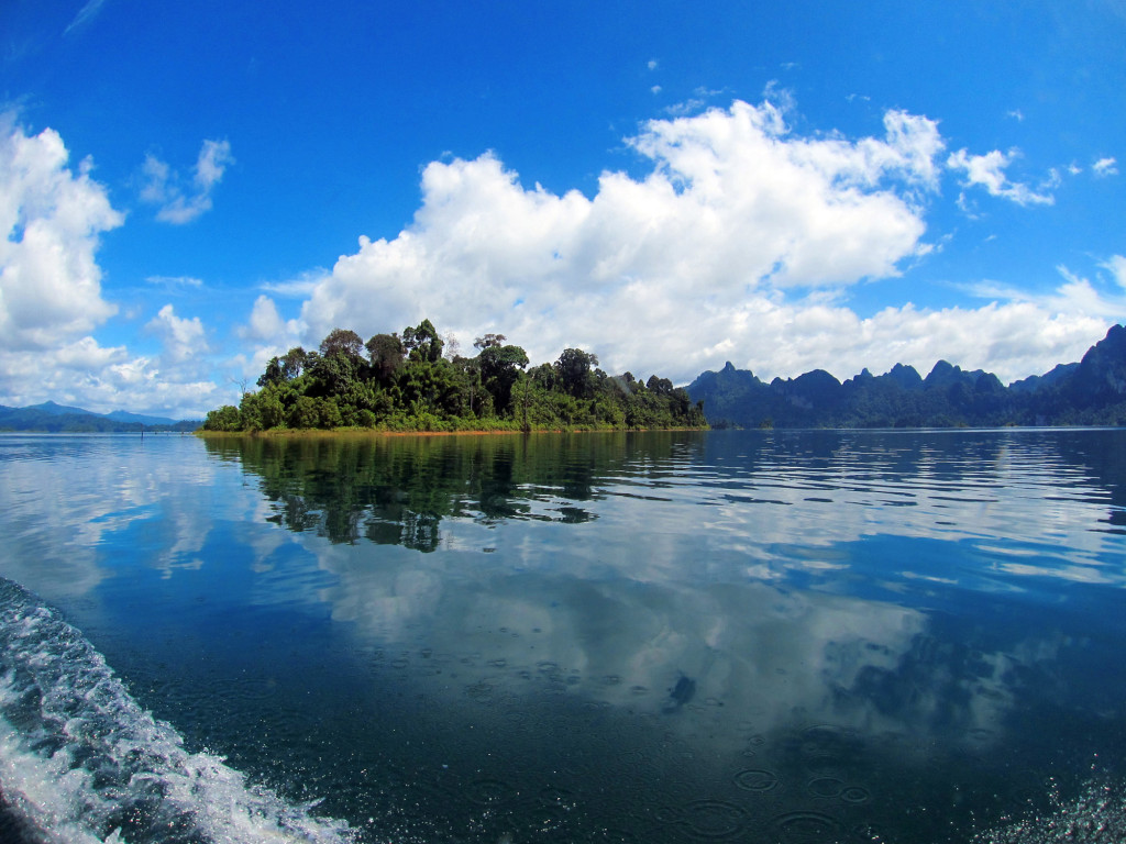 Khao Sok National Park: Explore the lake at  Khao Sok National Park, Thailand. Photo by greenandamantravel.com