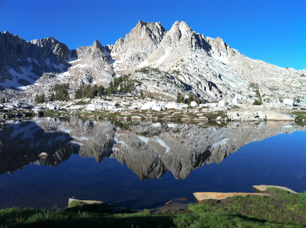 Best hiking trails in the US: John Muir Trail. Photo by Wikimedia.org