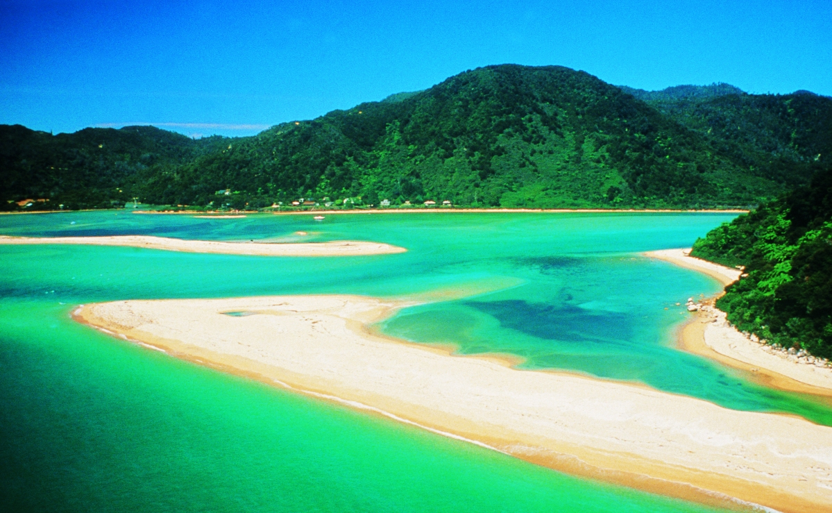 New Zealand Marlborough Sounds Marlborough Sounds 4 Jpg Pictures to ...