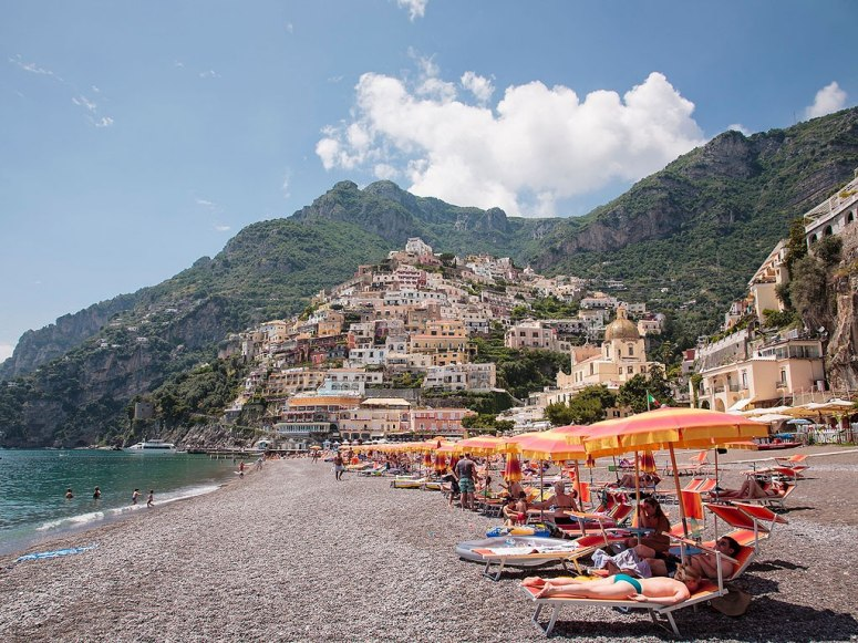 Best beach towns in Italy: Positano. Photo by Scott Rae, flickr