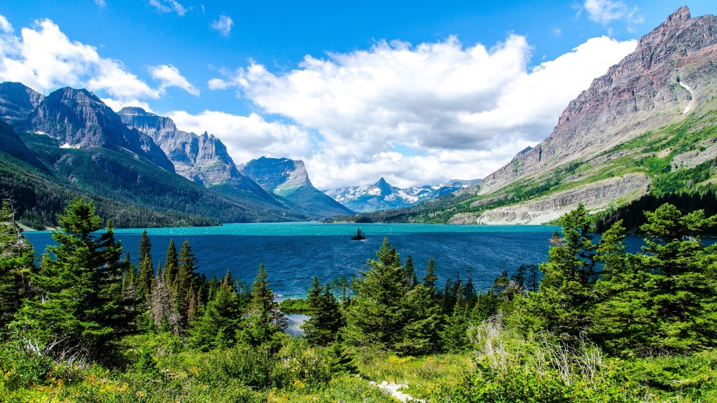 Best hiking trails in the US: Glacier National Park. Photo by impressivemagazine.com