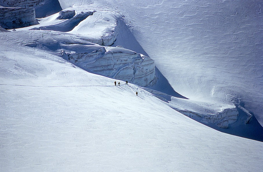The best places to ski in Europe: La Grave, France. Photo by Vif, Flickr