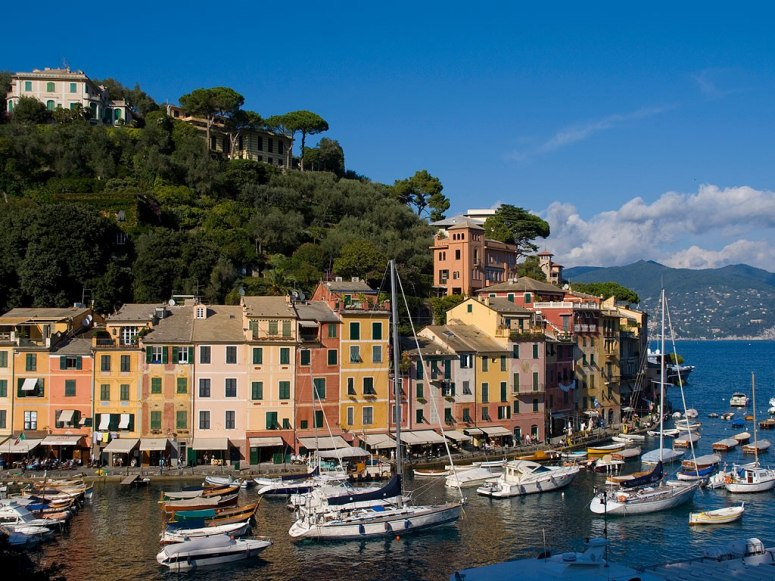 Best beach towns in Italy: Portofino. Photo by Charles Bowman, news.com
