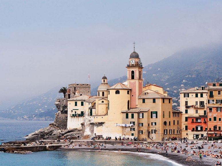 Best beach towns in Italy: Camogli. Photo by Getty Images