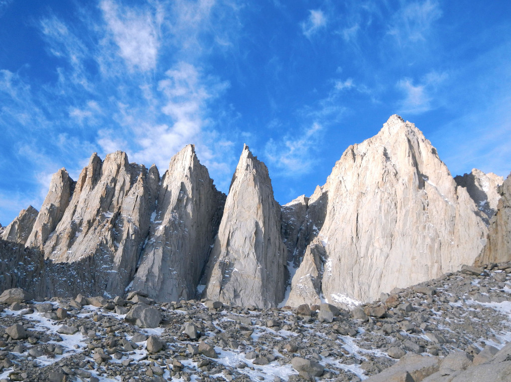 best hiking trails in the US: Mount Whitney. Photo by summitpost.org