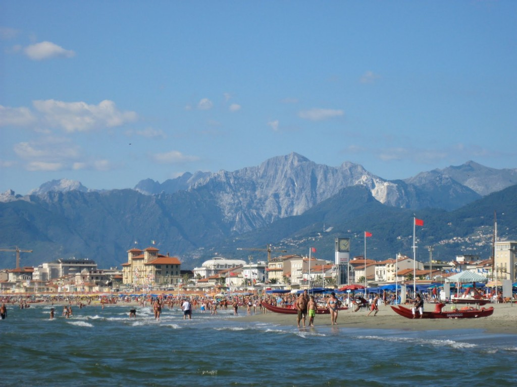 Best beach towns in Italy: Viareggio. Photo by Matt Mason, blogspot.com