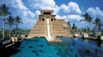 The Mayan Temple: The Coolest Water Slide in the Bahamas