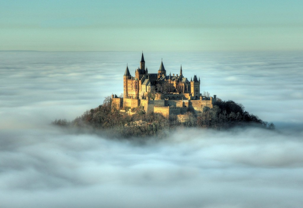 Fairy tale places you should visit: Hohenzollern Castle, Germany. Photo by Roland Peck