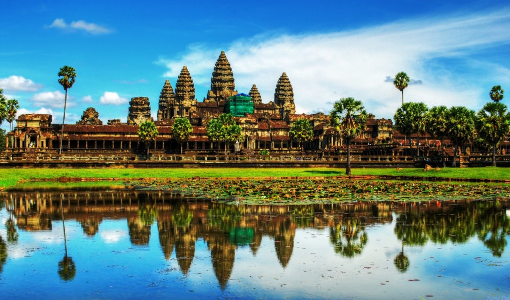 Fairy tale places you should visit: Angkor Wat, Siem Reap Province, Cambodia. Photo by www.etravelblog.com