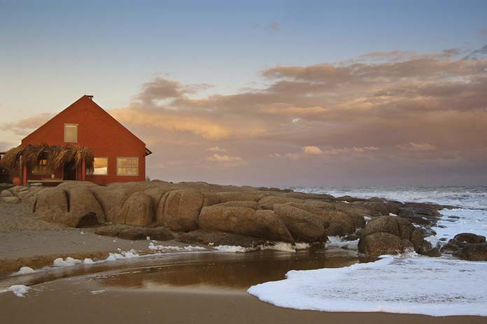 Punta del Diablo is a pretty seaside village with so much to offer. Photo by Vince Alongi, flickr