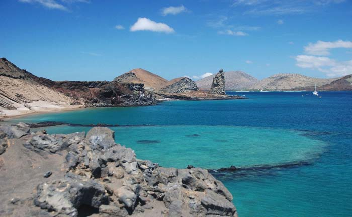 The rugged natual beauty of the Galapagos. Photo by impressivemagazine.com