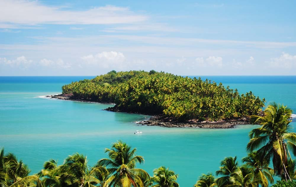 most secretive islands: Explore the jungle in Iles du Salut. Photo by panoramio