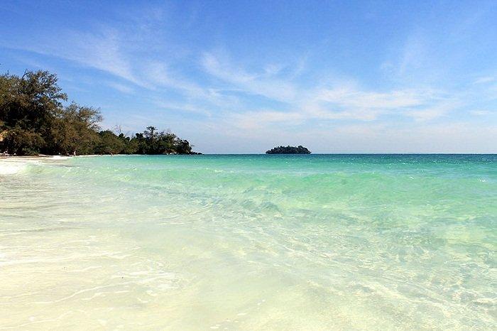 Koh Rong Island, Sihanoukville. Photo by kohrong-islandtravel.com